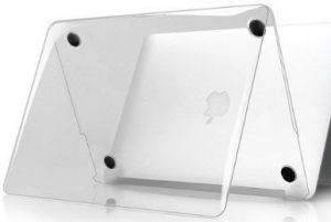 Чехол для MacBook Pro 13'' Retina (2016-2018) WIWU Hardshell Case Transparent (6957815507580)