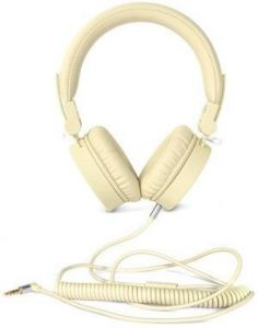 Наушники Fresh 'N Rebel Caps Wired Headphone On-Ear Buttercup (3HP100BC)
