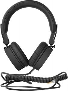 Гарнитура Fresh 'N Rebel Caps Wired Headphone On-Ear Concrete (3HP100CC)