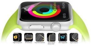 Защитная пленка для Apple Watch 38mm (Серии 1-3) Devia Clear