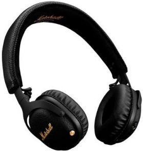Беспроводные наушники Marshall Headphones Mid ANC Bluetooth Black (4092138)