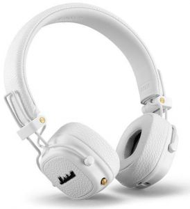 Беспроводные наушники Marshall Headphones Major III Bluetooth White (4092188)