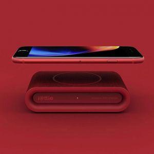 Беспроводное зарядное устройство iOttie iON Wireless Fast Charging Pad Plus 10W Red (CHWRIO105RD)