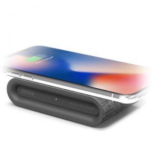 Беспроводное зарядное устройство iOttie iON Wireless Fast Charging Pad Plus 10W Gray (CHWRIO105GR)