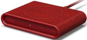 Беспроводное зарядное устройство iOttie iON Wireless Fast Charging Pad Mini 10W Red (CHWRIO103RD)