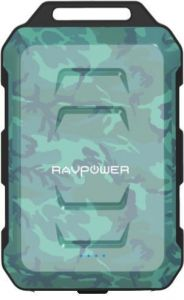 Внешний аккумулятор RavPower Power Bank 10050mAh Waterproof and Dustproof Camo (RP-PB044CAMO)