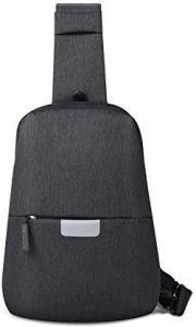 Рюкзак для iPad (9.7'' - 11'') и других планшетов WIWU Cross Body Bag Black