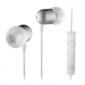 Наушники Nocs NS200 Aluminum iOS Earphones with Remote and Mic White (NS200-002)