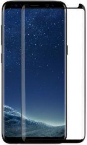 Защитное 3D-стекло для Samsung G960 Galaxy S9 Lunatik Premium Tempered Glass 3D Full Protection Black