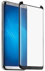 Защитное 3D-стекло для Samsung G950 Galaxy S8 Lunatik Premium Tempered Glass 3D Full Protection Black
