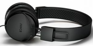 Наушники Nocs NS700 Phaser iOS Headphones with Remote and Mic All Black (NS700-001)