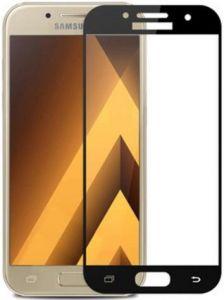 Защитное стекло для Samsung A320 (A3-2017) ArmorStandart Full-Screen Black