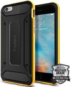 Чехол для iPhone 6/6S (4.7'') SGP Case Neo Hybrid Carbon Reventon Yellow (SGP11622)