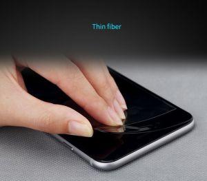 Защитное 3D-стекло для iPhone 8 Plus / 7 Plus (5.5'') Rock Space 3D Tempered Glass with Soft Edge Black (6950290646195)