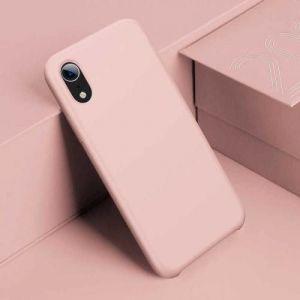 Чехол для iPhone XR (6.1'') Baseus Original LSR Case Pink (WIAPIPH61-ASL04)