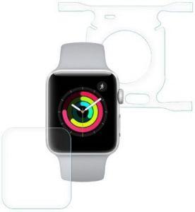 Набор защитных пленок (дисплей + задняя сторона) для Apple Watch4mm (Серия 4/5) BestSuit 0.15mm Fullbody Film with Applicator