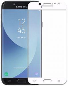 Защитное стекло для Samsung J330 (J3-2017) ArmorStandart Full-Screen White