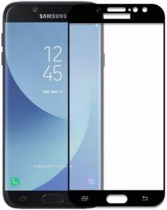 Защитное стекло для Samsung J330 (J3-2017) ArmorStandart Full-Screen Black