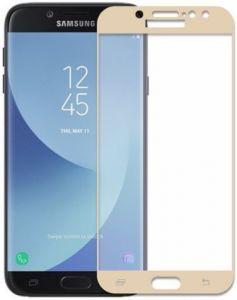 Защитное стекло для Samsung J330 (J3-2017) ArmorStandart Full-Screen Gold