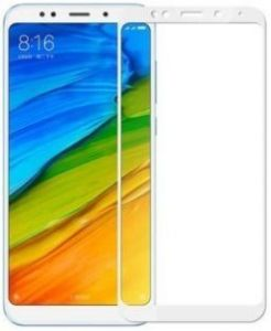 Защитное 3D-стекло для Xiaomi Redmi 5 Plus ArmorStandart Full-Screen 3D White