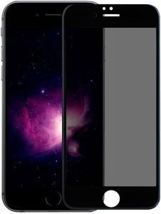 Защитное 3D-стекло (антишпион) для iPhone 8+/7+ (5.5'') WK Design Kingkong 4D Curved Tempered Glass Privacy Black (WTP-012)