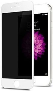 Защитное 3D-стекло (антишпион) для iPhone 8/7 ArmorStandart Full-Screen 3D PREMIUM Anti-spy White