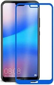 Защитное стекло для Huawei P20 Lite ArmorStandart Full-Screen Fullglue Blue