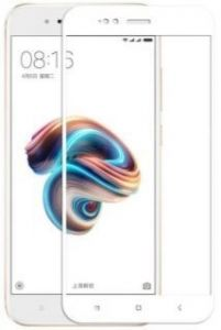 Защитное стекло для Xiaomi Mi5x/A1 ArmorStandart Full-Screen Fullglue White