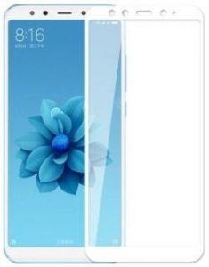 Защитное стекло для Xiaomi Mi6x/A2 ArmorStandart Full-Screen Fullglue White