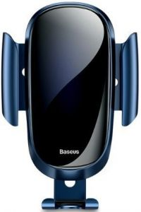 Автодержатель (до 7'') Baseus Future Gravity Car Mount Blue (SUYL-WL03)