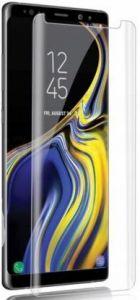 Защитное 3D-стекло (на силиконовом клее + УФ лампа) для Samsung Galaxy Note 8 (N950) Premium UV Glass Transparent