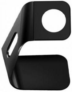 Подставка с поддержкой функции док-станции для Apple Watch ArmorStandart Exact Stand for Apple Watch (charger compatible) Black