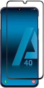 Защитное стекло для Samsung A40 2019 (A405) ArmorStandart Full-Screen Fullglue Black