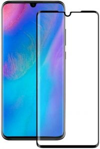 Защитное стекло для Huawei P30 ArmorStandart Full-Screen Fullglue Black