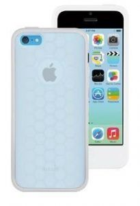 Чехол Moshi Silicone Case Origo Polar White для iPhone 5C (99MO050103)