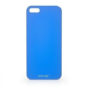 Чехол Happy Plugs Ultra Thin Case Blue для iPhone SE и iPhone 5/5S (8803)