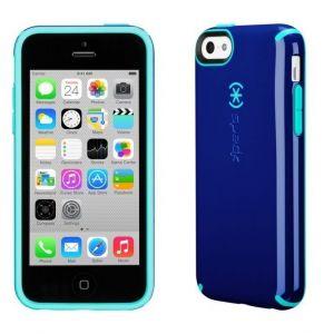 Чехол для iPhone 5C Speck для CandyShell Cadet Blue/Caribbean Blue (SP-SPK-A2428)