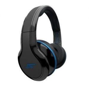 Наушники STREET by 50 Wired Over-Ear Headphones - Black (SMS-WD-BLK)