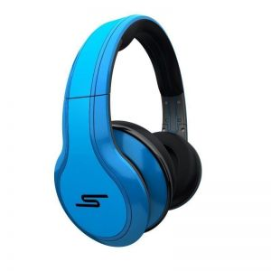 Наушники STREET by 50 Wired Over-Ear Headphones - Blue (SMS-WD-BLU)