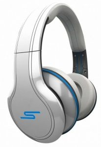 Наушники STREET by 50 Wired Over-Ear Headphones - White (SMS-WD-WHT)