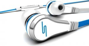 Наушники STREET by 50 Wired Earbuds - White (SMS-EB-WHT)