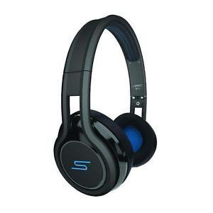 Наушники STREET by 50 Wired On Ear Headphones - Black (SMS-ONWD-BLK)