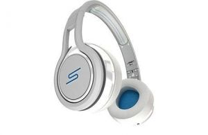 Наушники STREET by 50 Wired On Ear Headphones - White (SMS-ONWD-WHT)