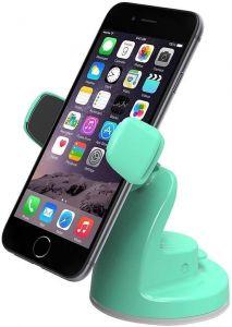 Автомобильный держатель для мобильных устройств c диагональю до 7'' (iPhone/Smartphone) iOttie Easy View 2 Universal Car Mount Holder Mint (HLCRIO115MI)