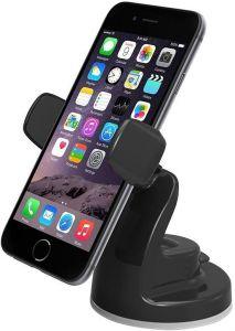 Автомобильный держатель для мобильных устройств c диагональю до 7'' (iPhone/Smartphone) iOttie Easy View 2 Universal Car Mount Holder Black (HLCRIO115)