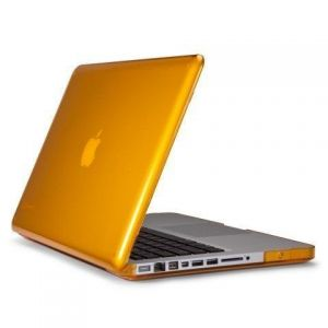 Уцененный товар! Чехол для MacBook Pro 13'' (2009-2012) Speck SeeThru Orange (Glossy) (SP-SPK-A1476)