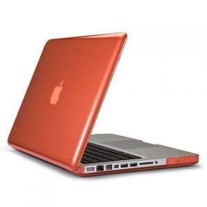 Чехол для MacBook Pro 13'' (2009-2012) Speck SeeThru Wild Salmon (Glossy) (SP-SPK-A1479)