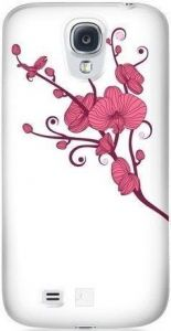 Чехол для Samsung Galaxy S4 Bling My Thing ORCHID (WHITE WITH PINK) (BMT-AS4-OD-WH-LRS)