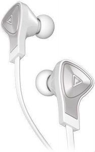 Наушники Monster DNA In-Ear Headphones with Apple ControlTalk - White with Satin Chrome Finish (MNS-128471-00)