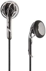 Наушники Frends Ella Earbud Headphones Black/Silver (020499)